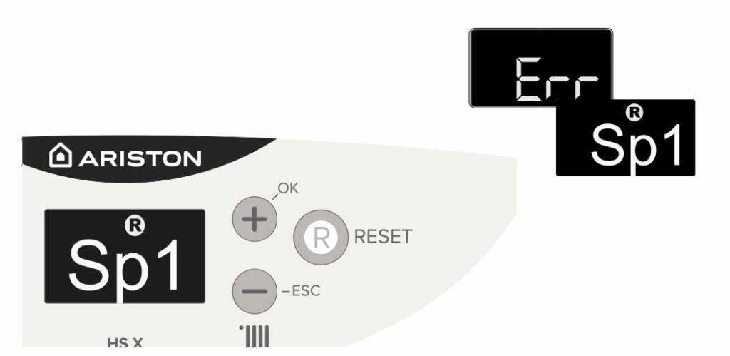Как устранить ошибку 502 газового котла ariston (аристон) - fixbroken.ru