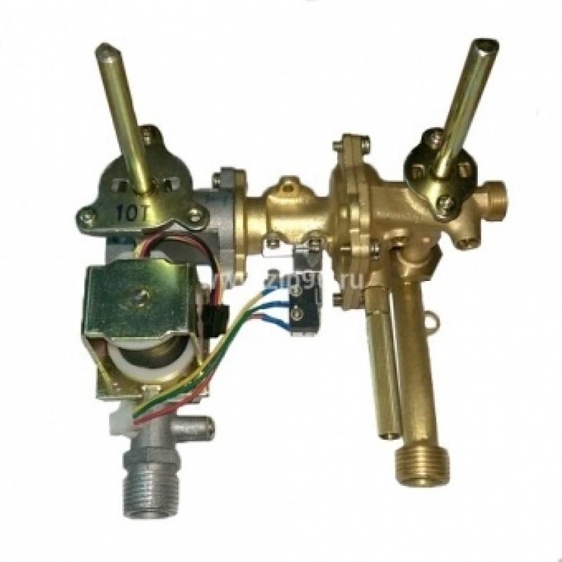 Принцип работы газовой колонки и ее устройство