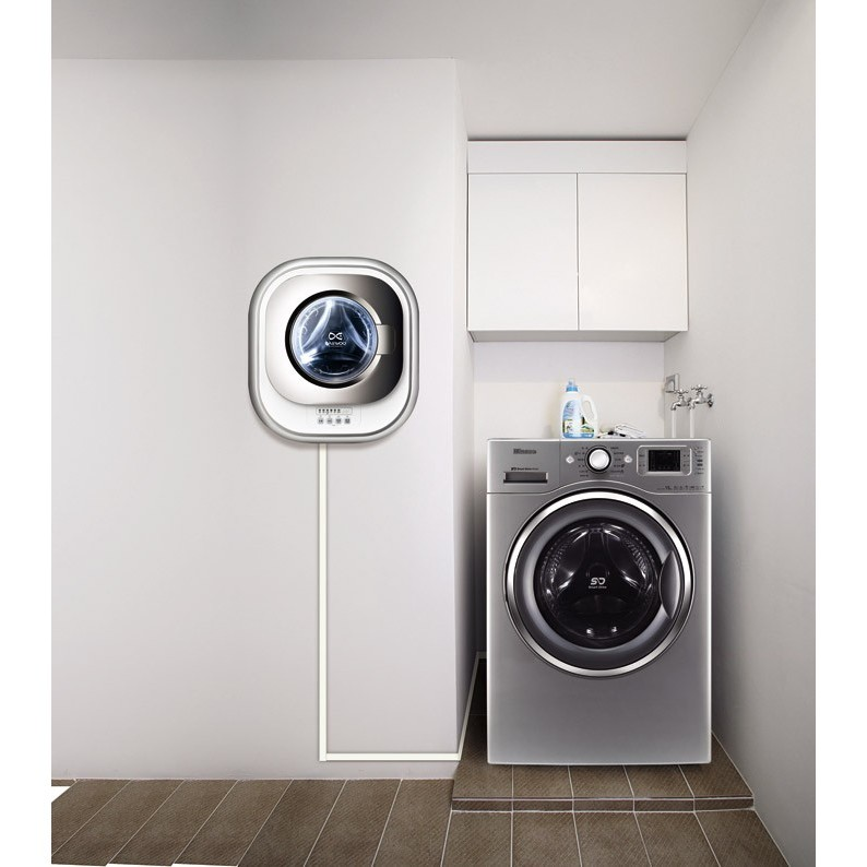 Настенная стиральная машина автомат — daewoo, electrolux