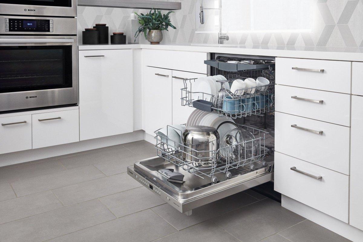 Топ-10 лучших посудомоечных машин 45 см