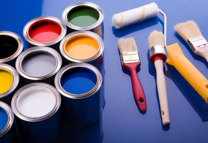 Как покрасить газовую плиту своими руками