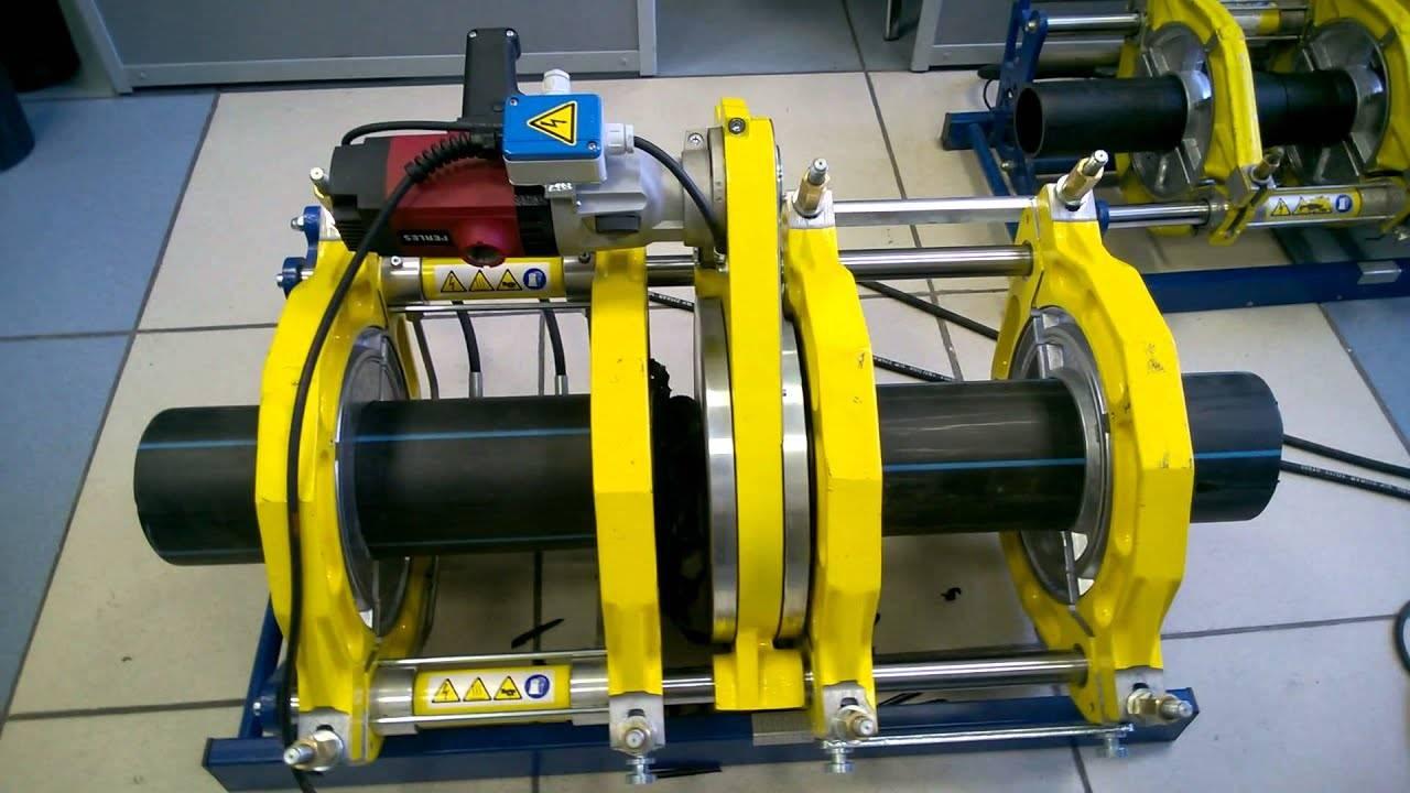 Современная технология сварки полиэтиленовых труб