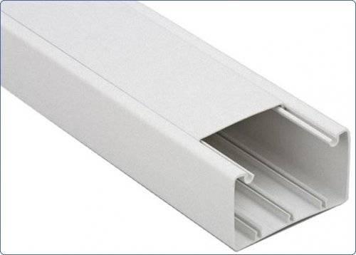 Монтаж кабель канала: выбор и порядок крепления кабель-канала к стене