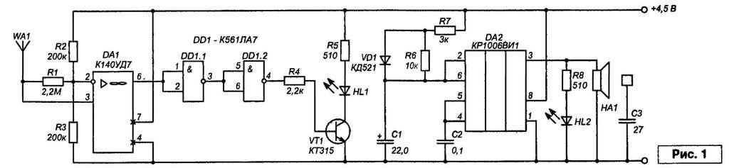 Индикатор скрытой проводки: принцип работы и инструкция по применению
