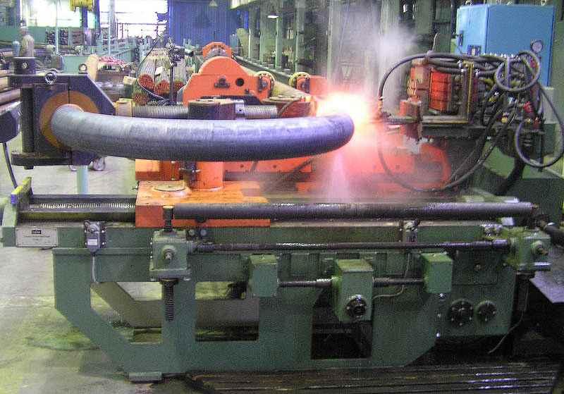Как правильно согнуть трубу своими руками: практические советы и рекомендации. как производится гибка металлических труб: технологические тонкости выполнения работ радикальные меры – сварка
