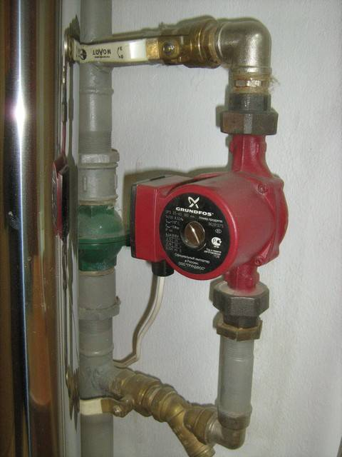 Подбор циркуляционного насоса для отопления: как выбрать правильный агрегат?