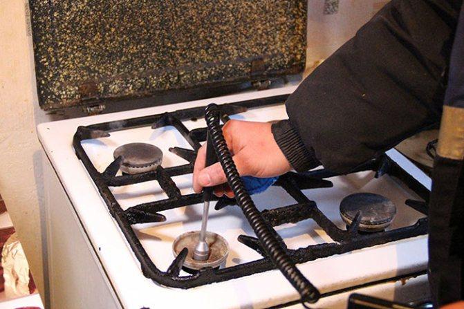 Как увеличить мощность газовой конфорки и улучшить пламя на плите: обзор популярных способов