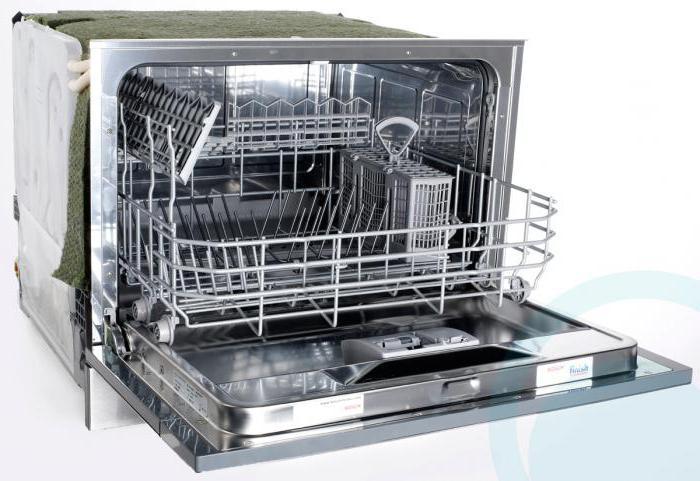 Настольные посудомоечные машины bosch: топ-5 лучших компактных посудомоек бош