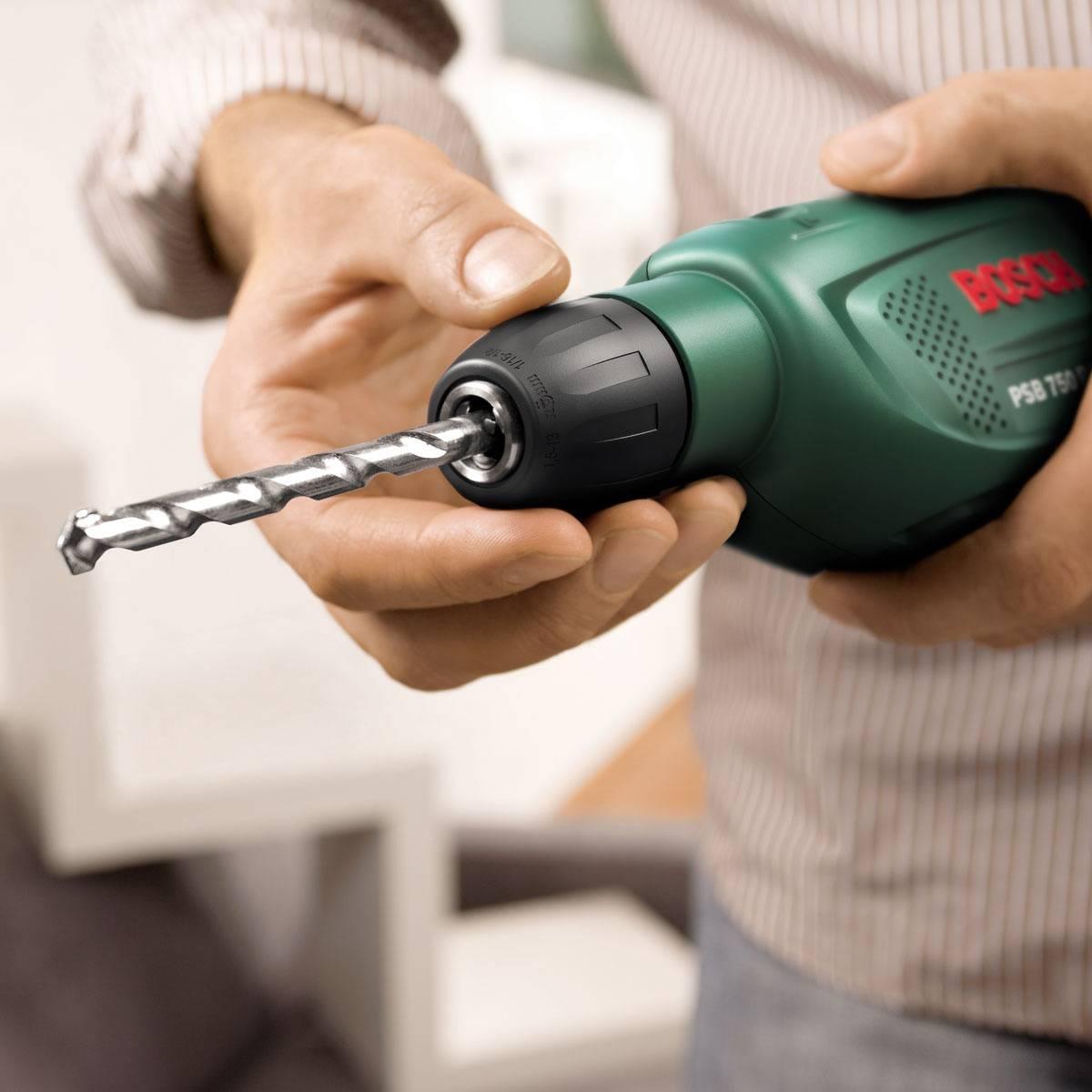 Как выбрать качественный и недорогой перфоратор для дома