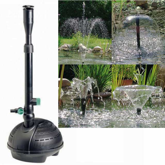 Насосы для фонтана - все о канализации