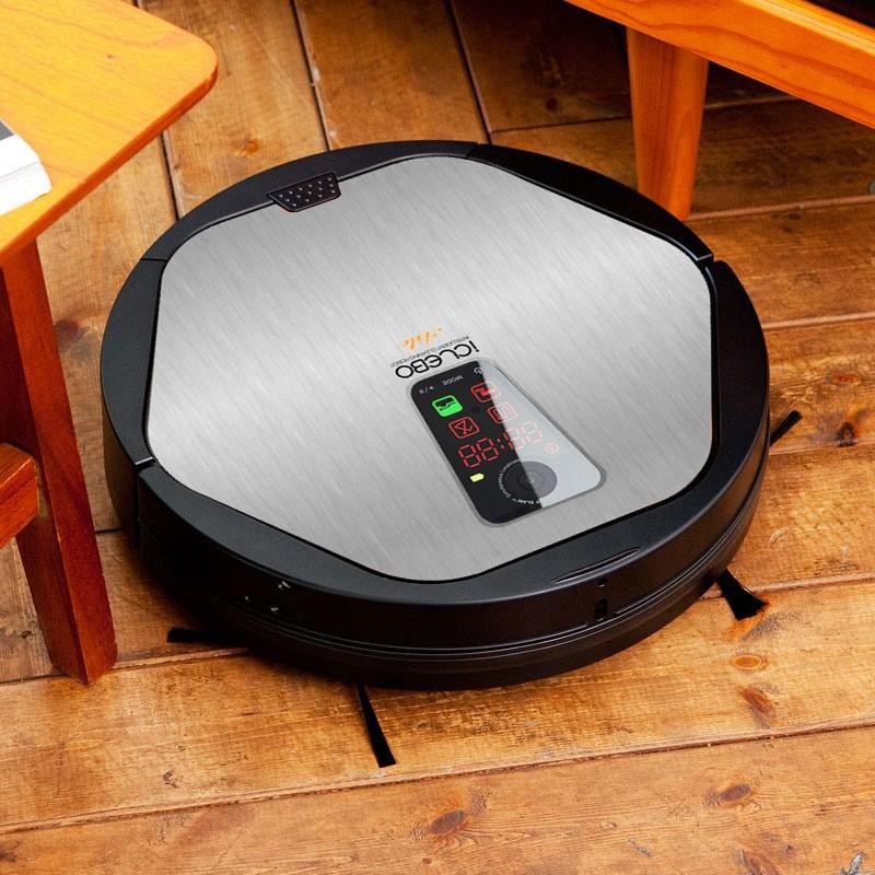 Робот-пылесосicleboomega – уборка без рук / умные вещи