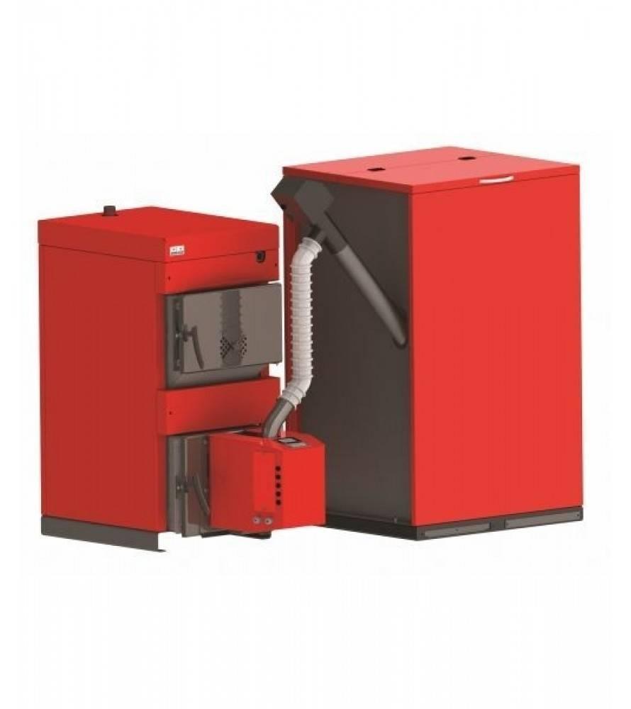 Как выбрать комбинированный котел дрова-электричество