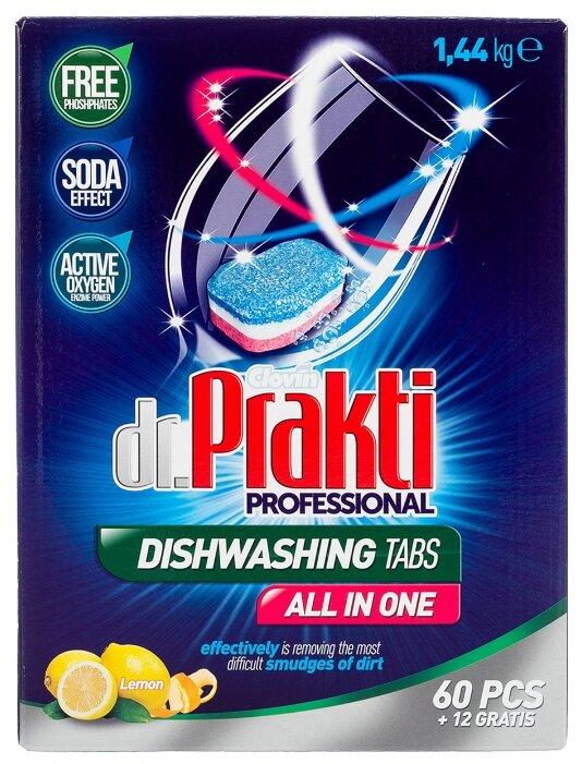 Обзор таблеток для посудомоечной машины: состав, отзывы