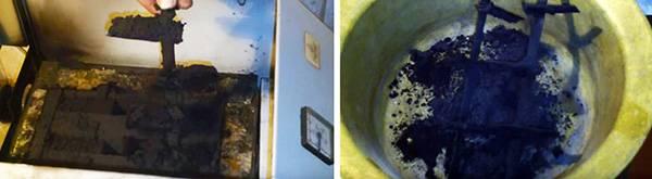 Чистка газового котла, промывка теплообменника своими руками