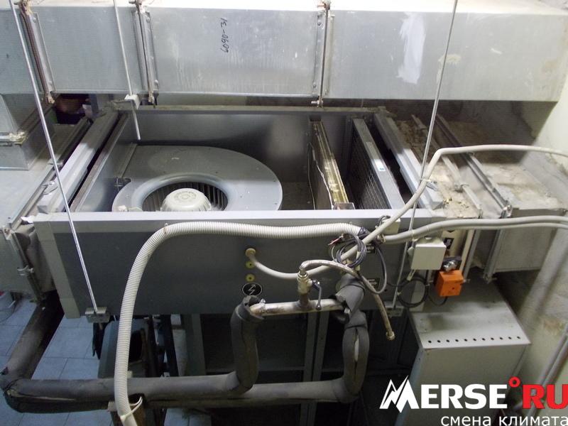 Что нужно знать про ремонт и обслуживание вентиляционных систем