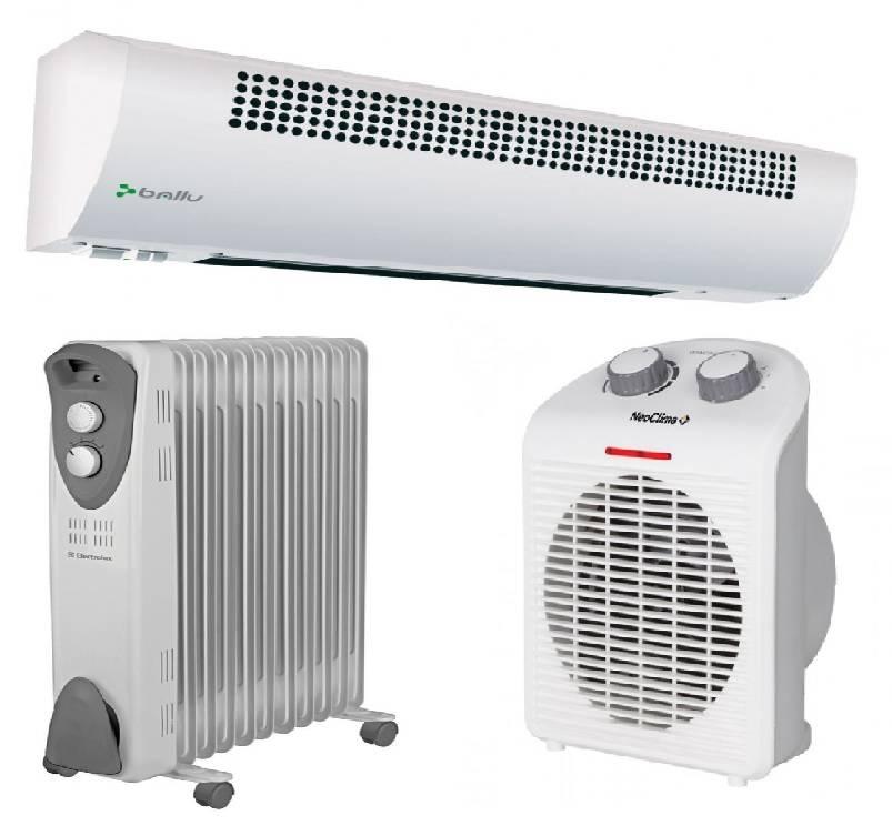 Что лучше конвектор или тепловентилятор: сравнительный обзор устройств и принцип