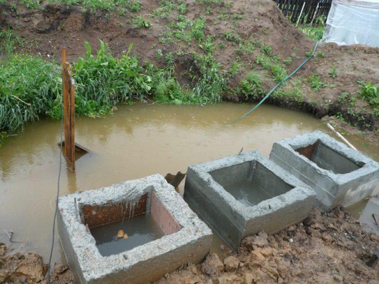 Очищаем стоки, или зачем нужны септики для дачи с высоким уровнем грунтовых вод