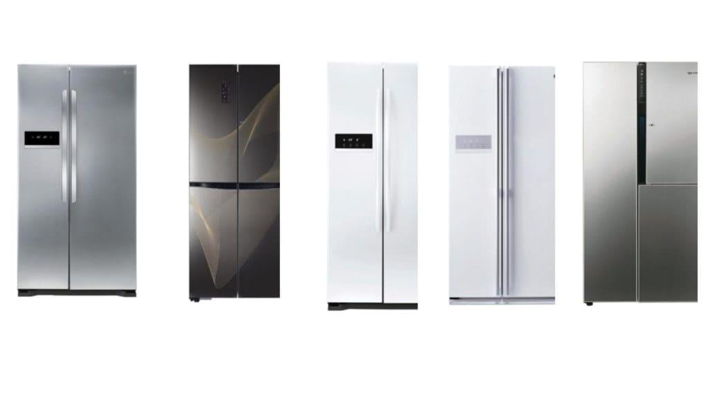 Холодильники «side-by-side»: преимущества, критерии выбора, обзор лучших моделей