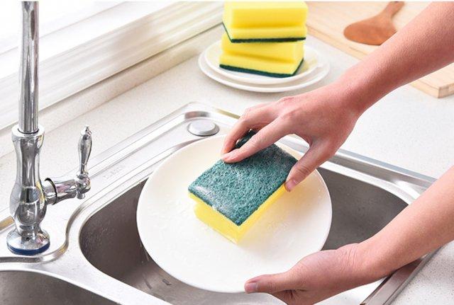 Кухонная губка не только для посуды: действенные способы использовать по-новому - здоровье с headinsider