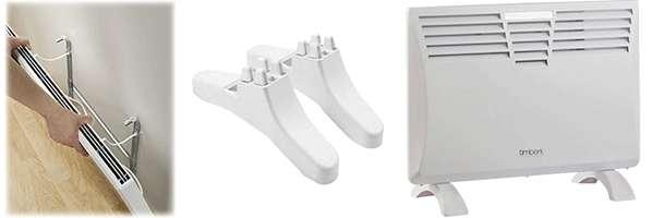 Своими руками: как установить электрический конвектор на стену?, как сделать самому, ремонт и строительство