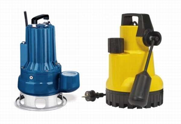 Насос для канализации: типы и цены