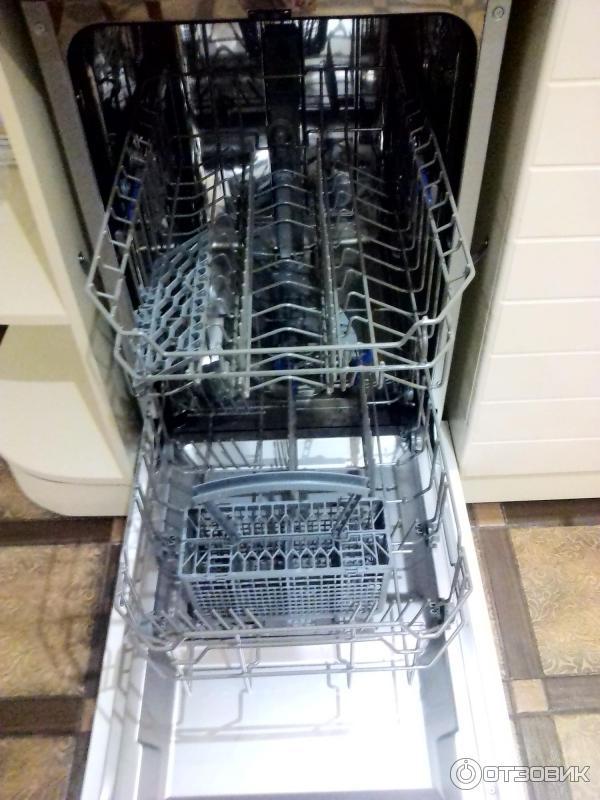Посудомоечная машина midea mfd45s100w: отзывы и обзор