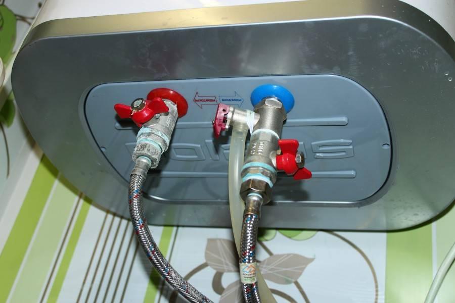 Как почистить водонагреватель (бойлер) от накипи в домашних условиях, не разбирая его