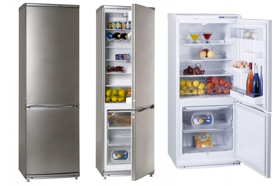 Рейтинг лучших холодильников атлант 2019 года (топ 10)