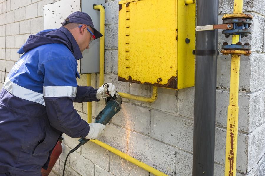 Отключили газ: могут ли отключить без предупреждения