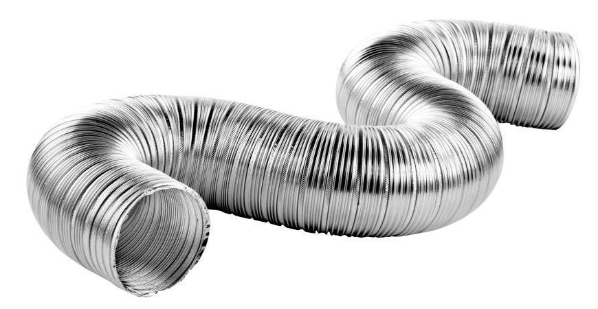Трубы для вытяжки (воздуховод) на кухне: гофра, пластик, диаметр