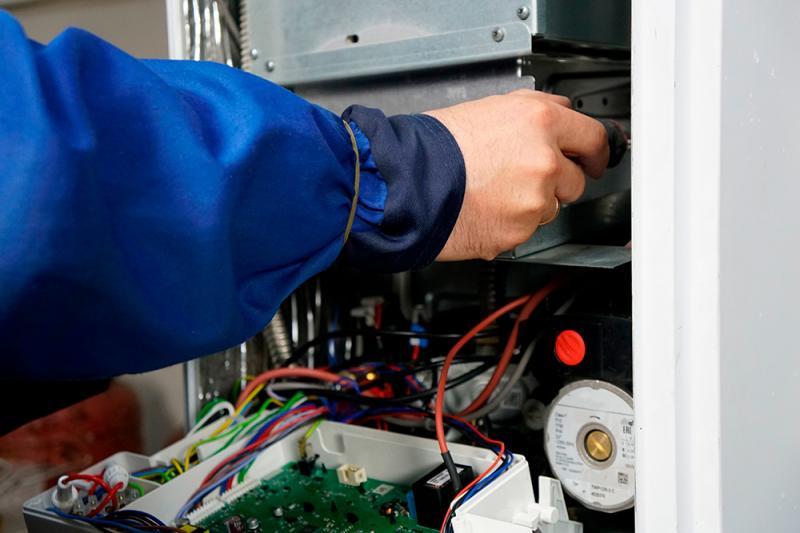 Техническое обслуживание котельных установок, оборудования и автоматики