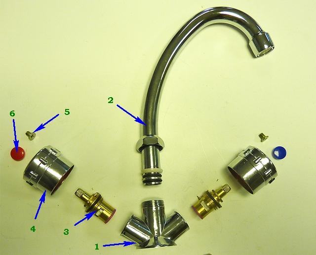 Ремонт смесителя для ванны с душем своими руками устройство однорычажного, как разобрать и отремонтировать кран, из чего состоит и как устроен смеситель, починка шланга