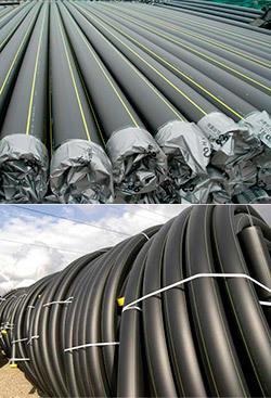 Газовые трубы из полиэтилена (пэ): описание, свойства и инструкция по монтажу 2020
