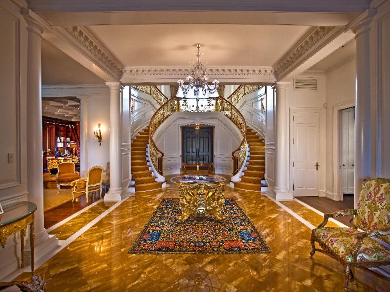 Дома 10 самых богатых людей в мире