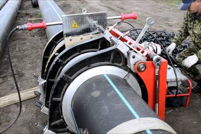 Какой аппарат для сварки полиэтиленовых труб выбрать – виды и правила использования