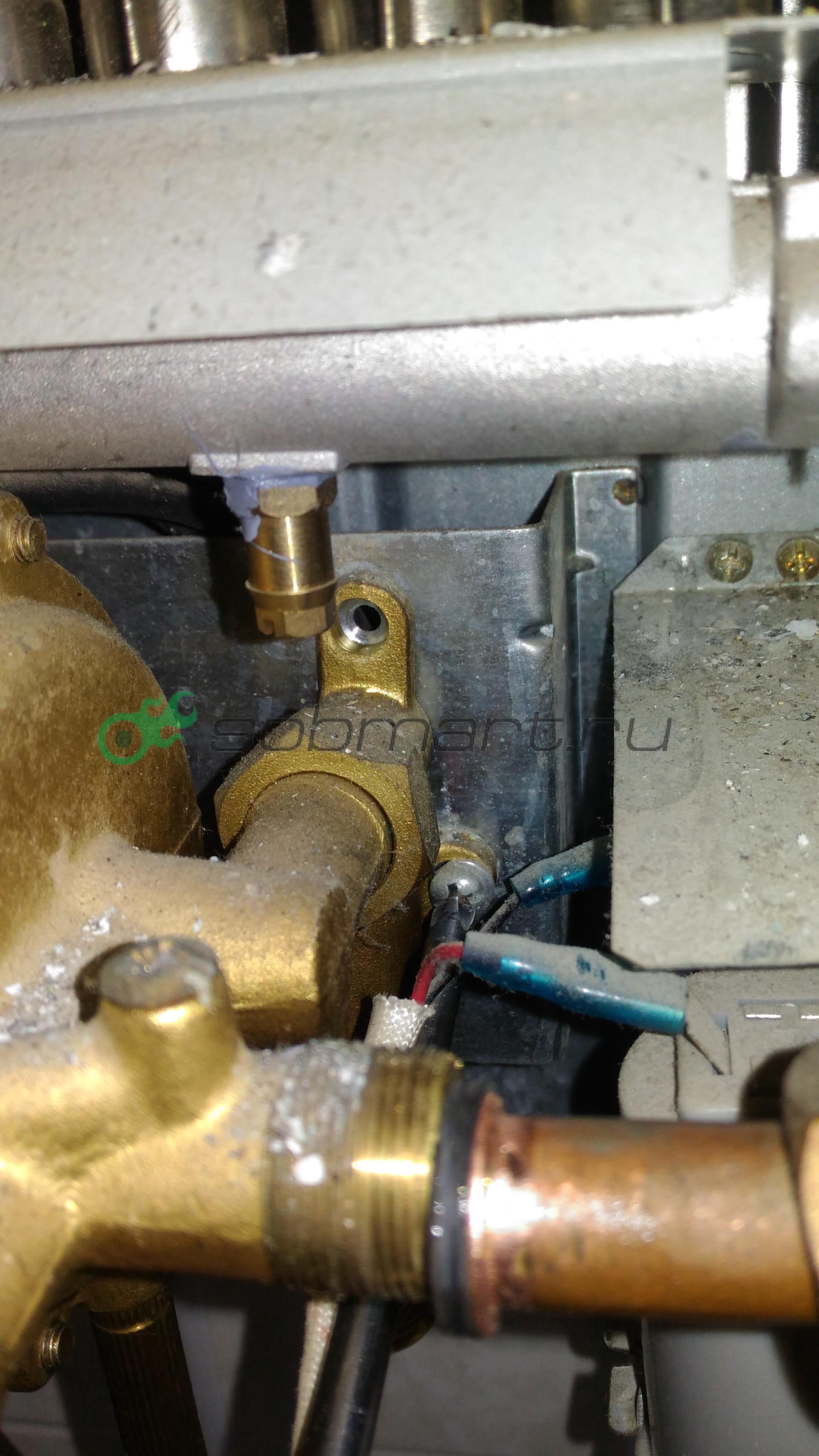Ремонт газовых колонок своими руками, неисправности, замена мембраны