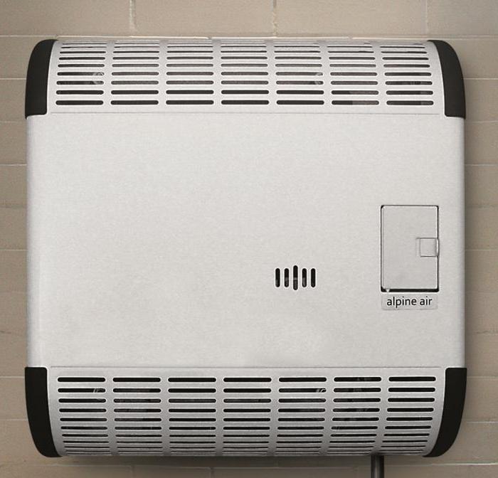 Как выбрать газовый конвектор отопления - отзывы