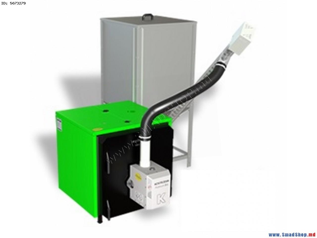 Бытовые пеллетные котлы с автоматической подачей топлива