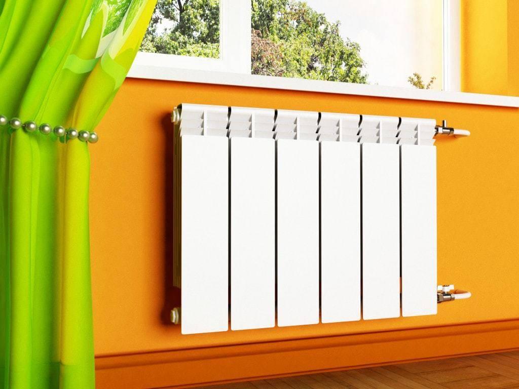 Батареи отопления для квартиры: виды и выбор лучшего радиатора