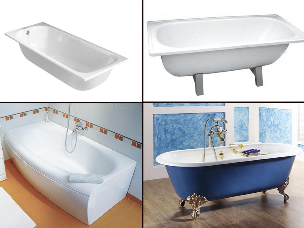 8 советов, какую стальную ванну лучше выбрать: размеры и производители | строительный блог вити петрова