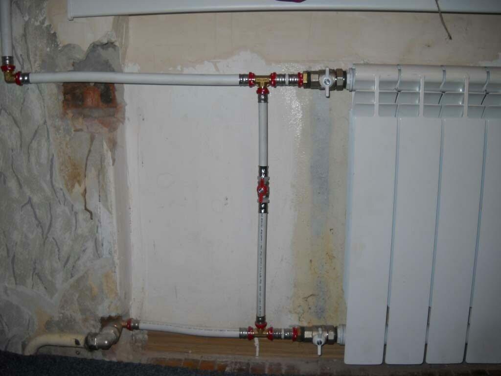 Как выбрать кран для радиатора отопления