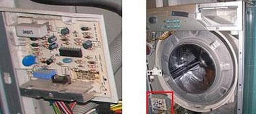 Почему не включается стиральная машина bosch и как это исправить?
