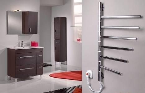 Полотенцесушитель электрический: какой лучше для ванной | советы специалистов