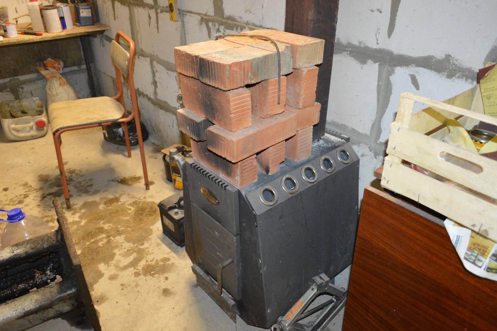 Как повысить кпд кирпичной печи на дровах?