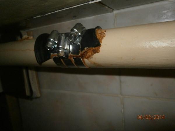 Ремонт пластиковых труб водоснабжения своими руками - трубы и сантехника
