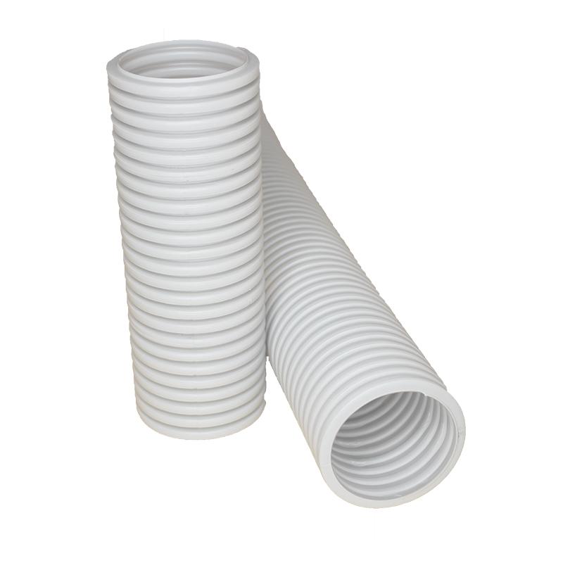 Вентиляционная гофрированная труба для вытяжки на кухне