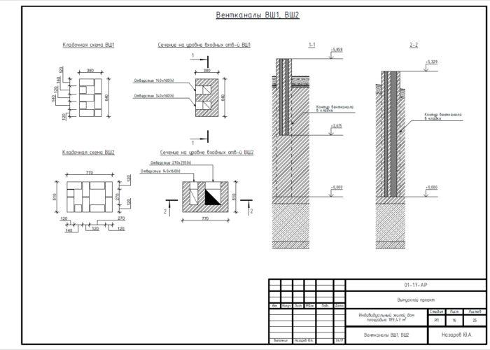 Вентиляция в частном доме через фронтон: варианты обустройства