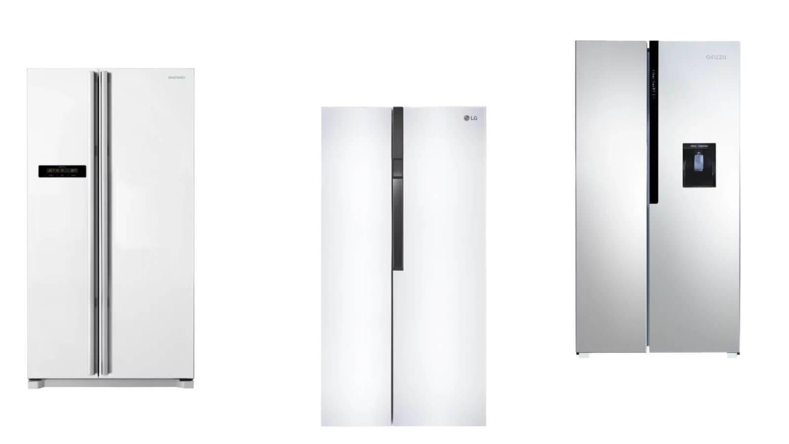 Холодильники side-by-side: какой лучше выбрать и почему + рейтинг лучших моделей - точка j