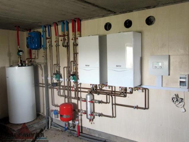 Накопительный водонагреватель после газового котла. обзор альтернатив двухконтурному котлу со встроенным бойлером послойного нагрева