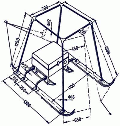 Как сделать теплообменник для палатки своими руками?